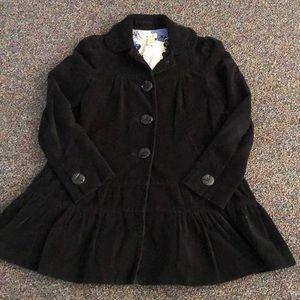 Elevenses Grabel swing coat size 0.